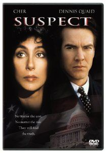 Amazon.com: Suspect: Cher, Dennis Quaid, Liam Neeson, John Mahoney, Joe Mantegna, Philip Bosco, E. Katherine Kerr, Fred Melamed, Lisbeth Bartlett, Paul D'Amato, Bernie McInerney, Thomas Barbour, Billy Williams, Peter Yates, Ray Lovejoy, Daniel A. Sherkow, Jennifer Ogden, John Veitch, Eric Roth: Movies & TV 1987