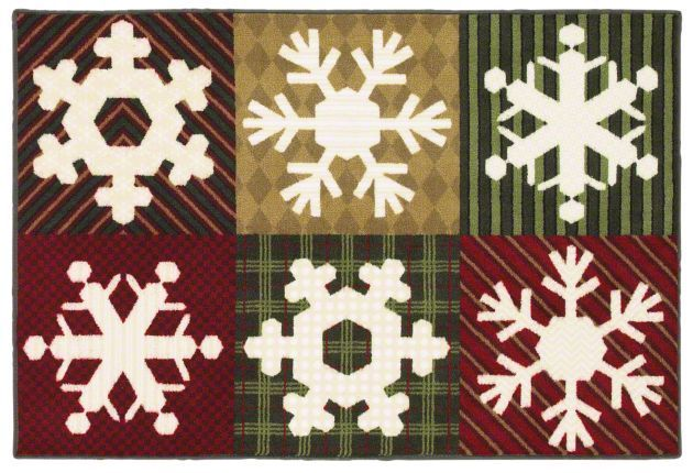 Holiday Rug By Shaw Floors In Style Snowfall