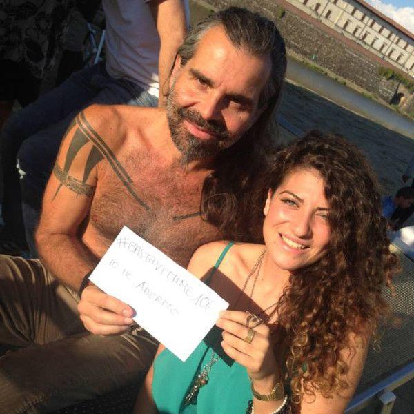 """Basta vittime sulla S.S. 106″, Piero Pelù sostiene la causa inviando un selfie"