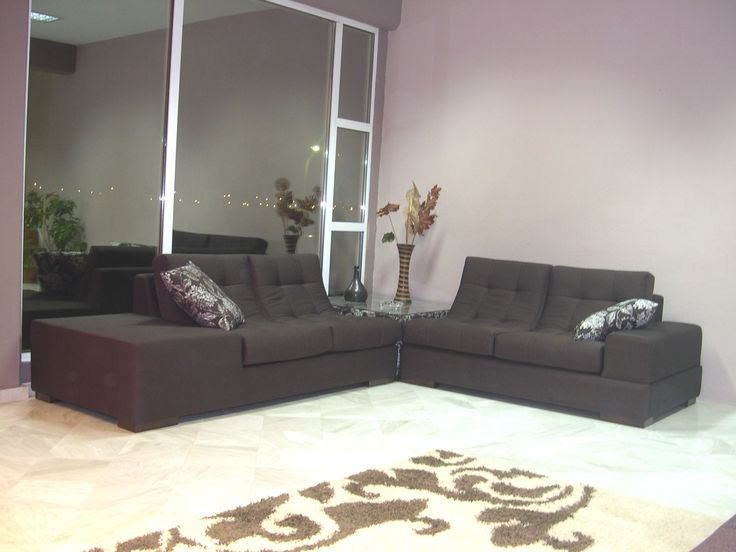 Cozy coener handmade sofa