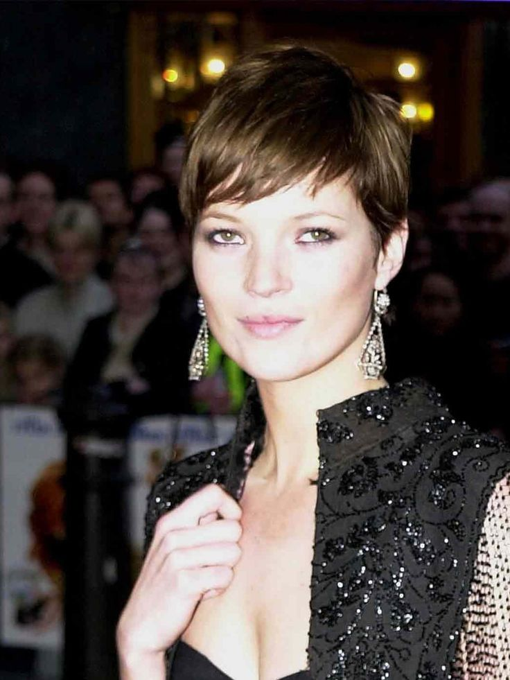 Kate Moss: Hair Evolution