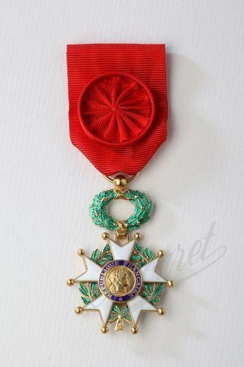 Officier de la Légion d'Honneur