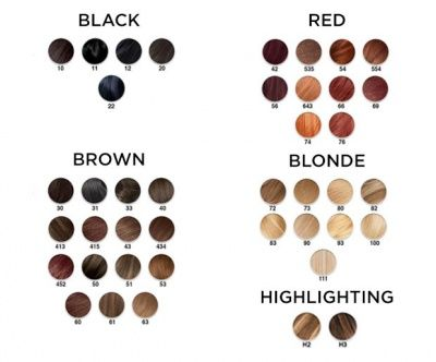 The 25+ best Garnier hair colour shades ideas on Pinterest - hair color chart