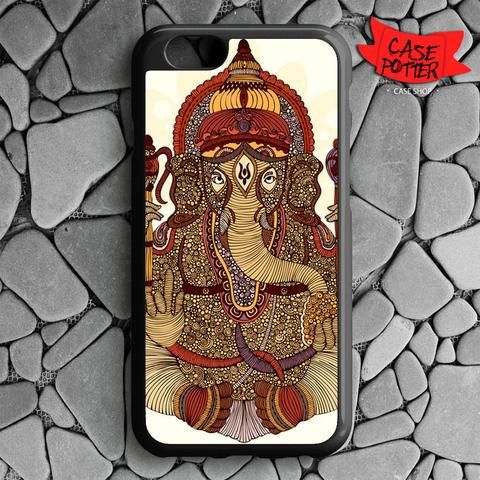 Ganesha Lord Of Success iPhone 6 iPhone 6S Black Case