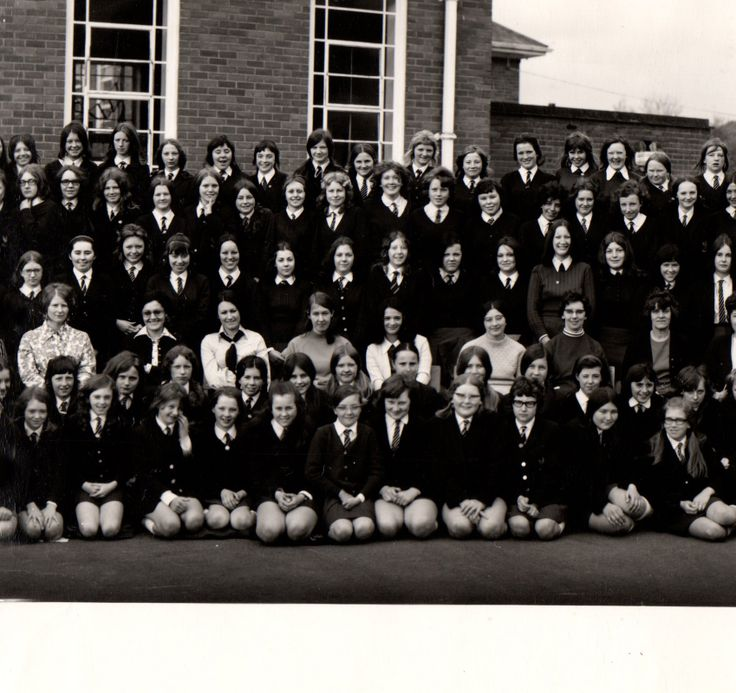 Bedwellty Grammar School 1972