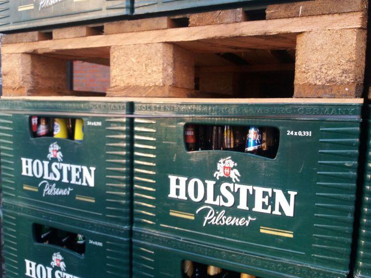 Biertje d'rbij? Op bezoek in de Hamburger Holsten Brauerei
