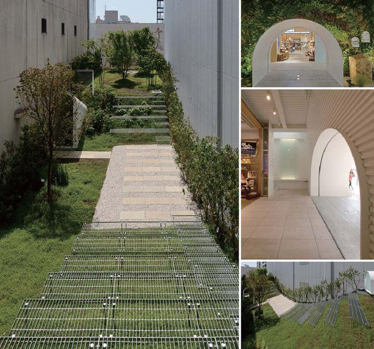 緑ノビル   Shinsaku Munemoto & ASSOCIATES,ARCHITECTS.