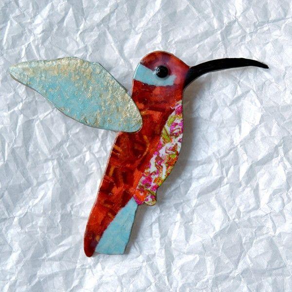 broche colibri br_702