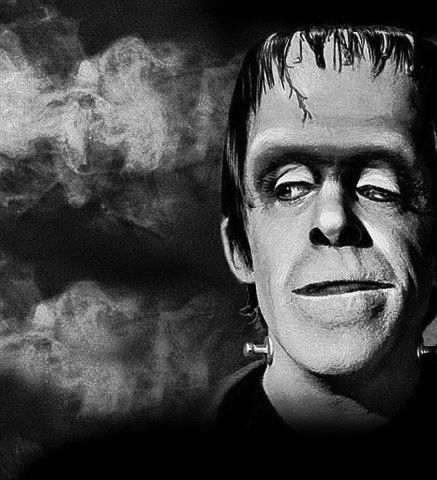 Fred Gwynne. Don't judge me... He was like the monster version of Robert Petrie (The Dick Van Dyke show). So adorable