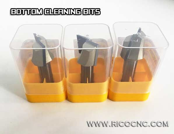 Surface Planing Bottom Cleaning CNC router bits