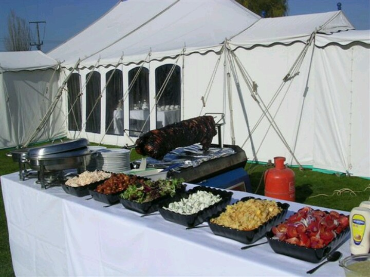 Laid Back Pig Roast Bbq Reception The Day Pinterest Wedding And Barbecue