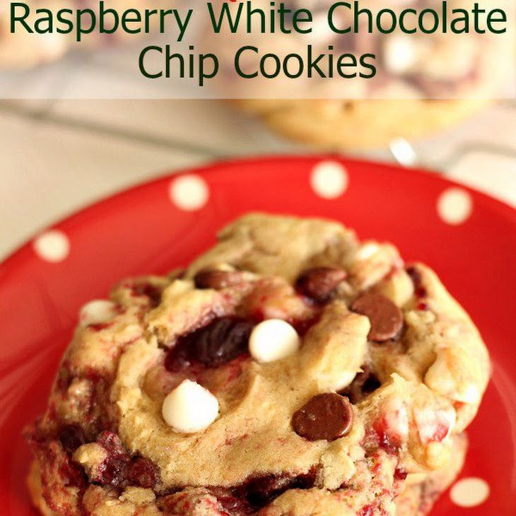 White Chocolate Chip Cookies Recipe Desserts with butter, brown ...