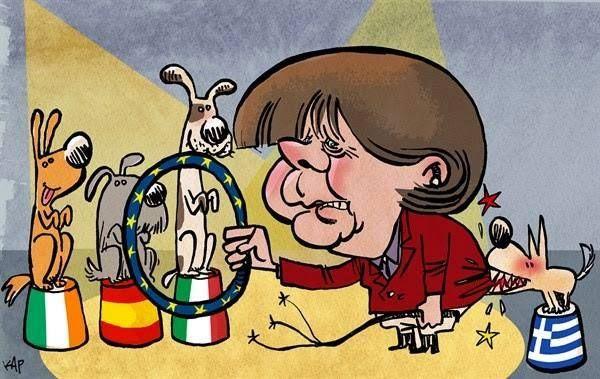 Merkel-Greece