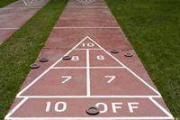 How to Construct an Outdoor Shuffleboard Court | eHow