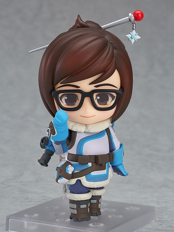 """""""Overwatch"""" Mei Classic Skin Edition Nendoroid by Good Smile Company up for preorder"""