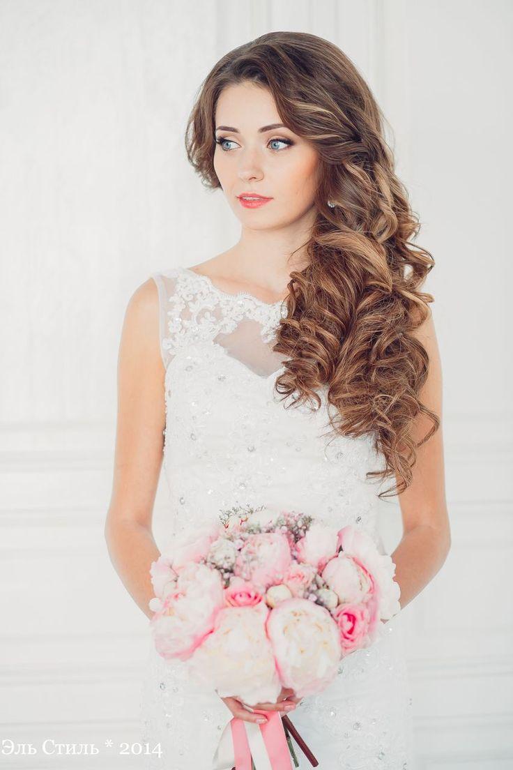 21 best wedding hairstyle images on Pinterest | Wedding hair styles ...