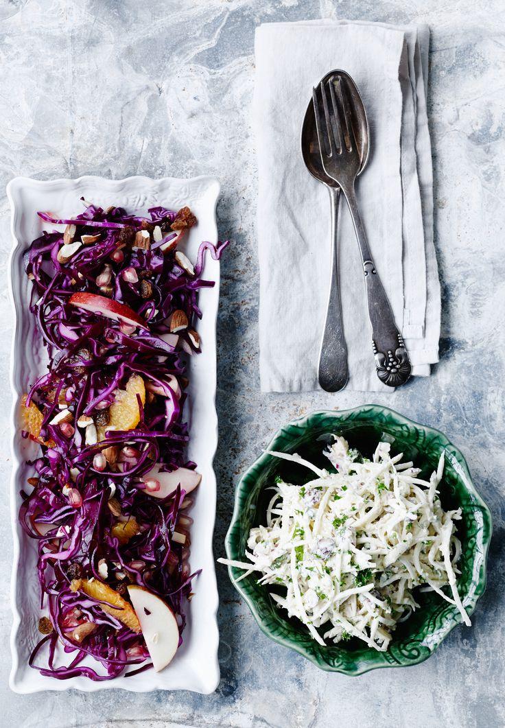 Friske salater til vinterbordet - BO BEDRE