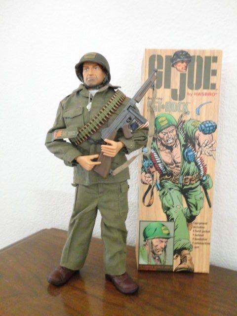 Gi joe classic toys speaking