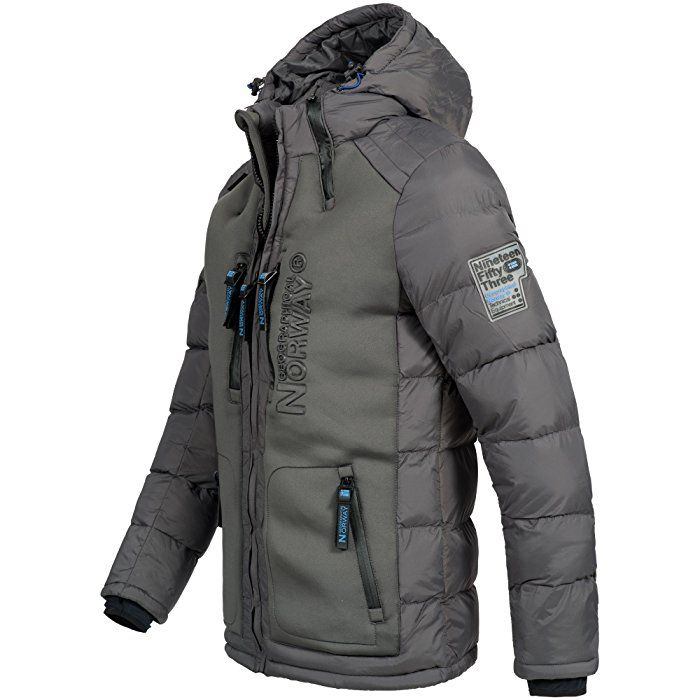 Shoppen Sie Geographical Norway BREVSTER Herren Winterjacke