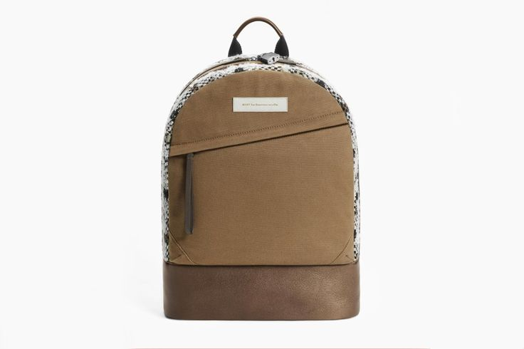 New Luggages From The Want Les Essentials De La Vie Fw2015 Collection
