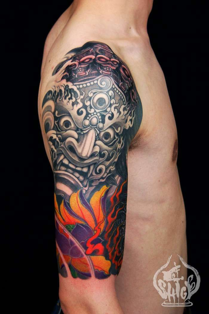52 best images about tatoueurs shige on pinterest for Cool japanese tattoos