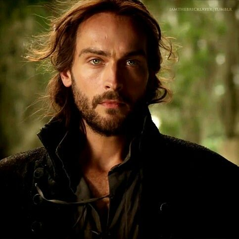 mmm mmm mmm.....Tom Mison as Ichabod Crane in the new Sleepy Hollow TV show. #gorgeous
