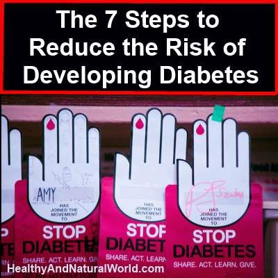 Pre-Diabetes - The 7 Steps to Reduce the Risk of Developing Diabetes