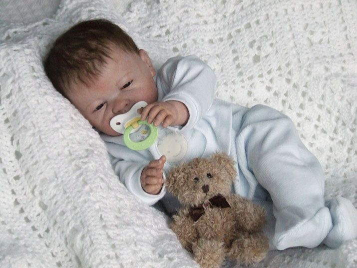 Unique Real Looking Baby Dolls Ideas On Pinterest Baby Girl - Look like real baby animals actually incredibly realistic toys