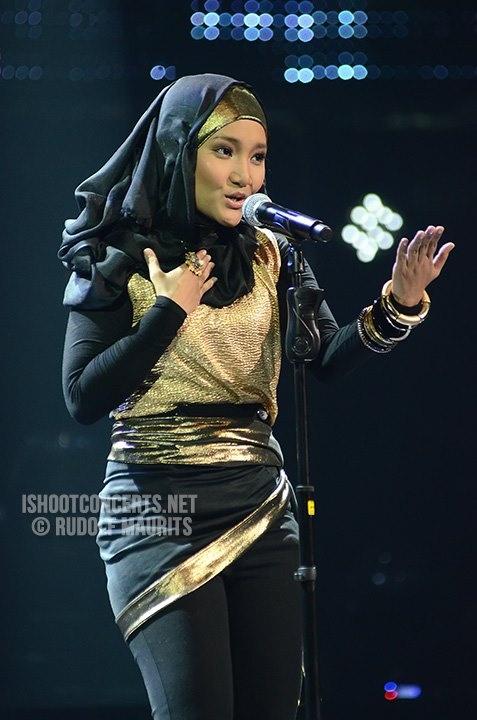 Fatin Shidqia Lubis @ XFactor Indonesia