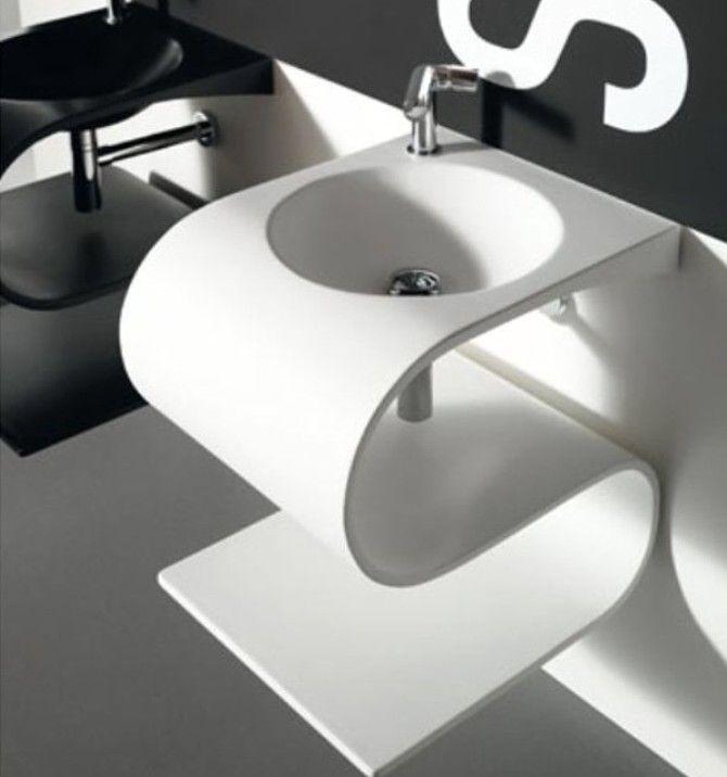 Estetik design pinterest futuristic furniture bathroom designs and sinks - Futuristic bathroom ideas ...