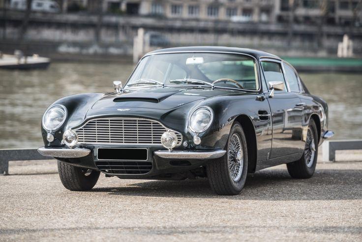 1968 Aston Martin DB6 - DB6 VANTAGE LHD | Classic Driver Market