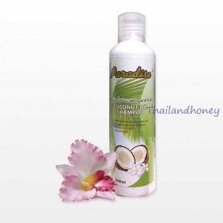 Кокосовый шампунь для волос Coconut Oil Shampoo от Paradise