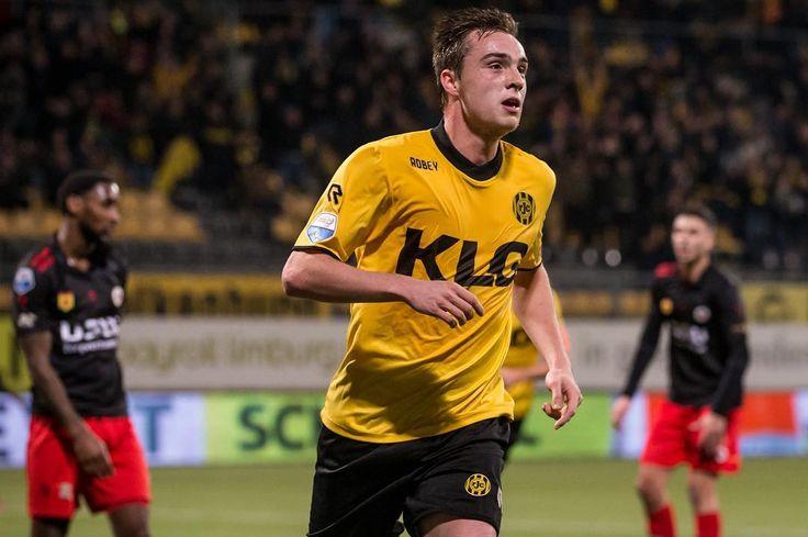 Het is rust in Kerkrade. Roda JC staat door doelpunten van Dani Schahin en Mitchel Paulissen op een 2-0 voorsprong tegen Excelsior. Volhouden boys!