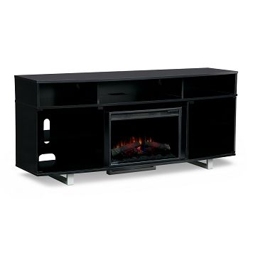 Pacer Entertainment Wall Units Fireplace TV Stand Value