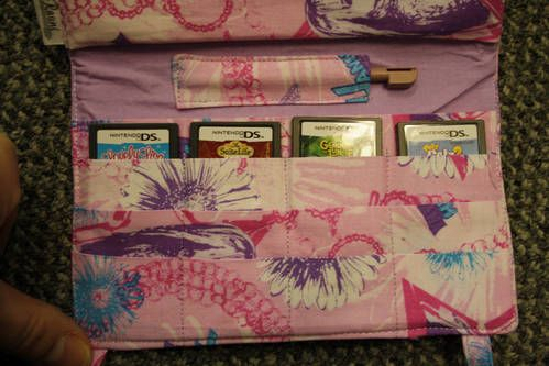 Nintend DS Cases/Purses (lots of pictures!) Now with tutorial on page 3! - PURSES, BAGS, WALLETS