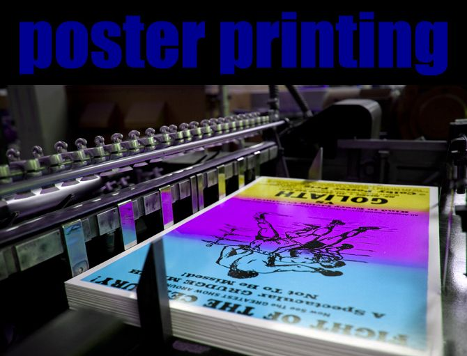 cheapest poster printers near me online
