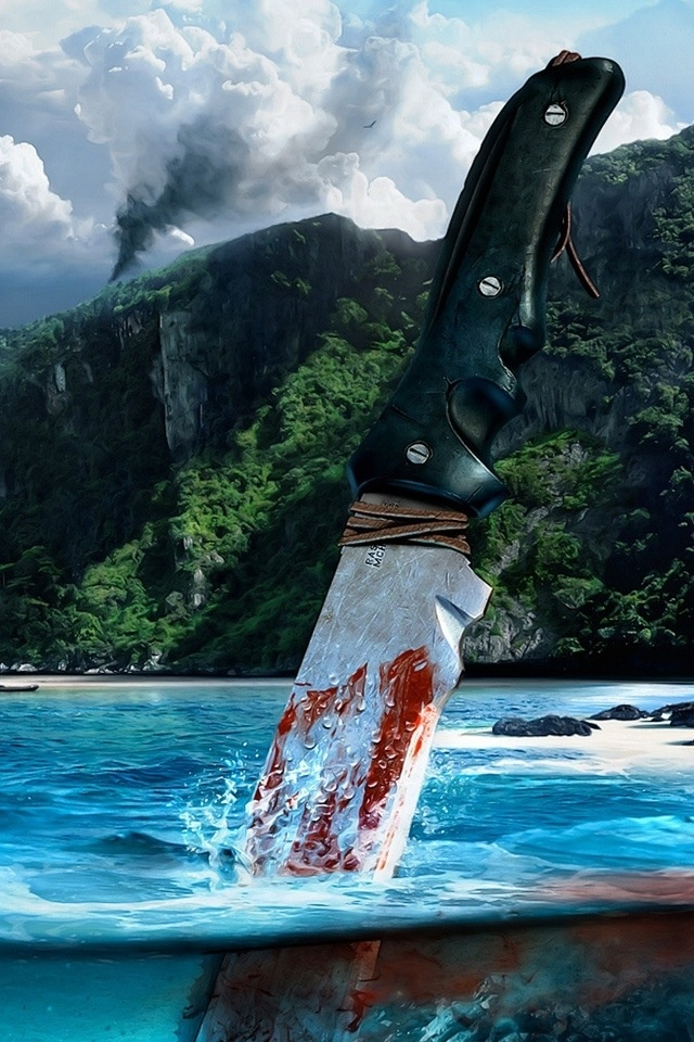 Dead Island Jason Machete