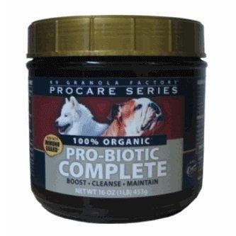 Pro Care Pro Biotic Complete - 100% Organic * Details can be found by clicking on the image. (This is an affiliate link and I receive a commission for the sales)