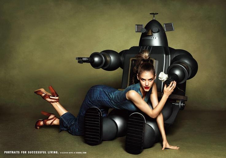 Diesel Campaign 2012
