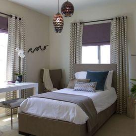 *Window Treatment* THINKPURE   Contemporary   Bedroom   Los Angeles   By  Erika Bierman Photography