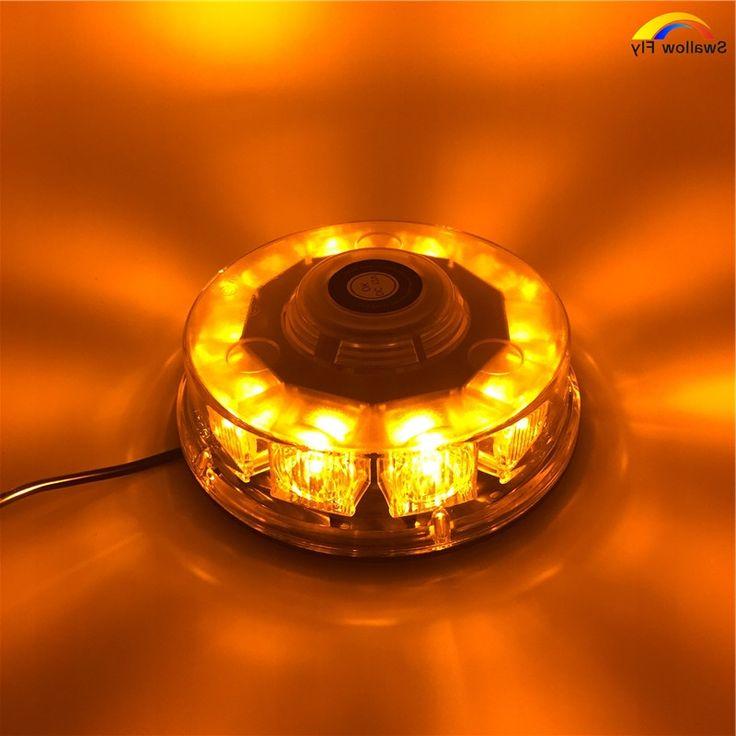 34.64$  Buy here - https://alitems.com/g/1e8d114494b01f4c715516525dc3e8/?i=5&ulp=https%3A%2F%2Fwww.aliexpress.com%2Fitem%2F30W-DC12V-10LED-Waterproof-Yellow-Car-Vehicle-led-Police-Warning-light-Magnetic-Mounted-Flashing-Strobe-Emergency%2F32608713933.html - DC12V 30W Waterproof Yellow 10 LED Car Vehicle led Police Warning light Magnetic Mounted Flashing Strobe Emergency lights Beacon
