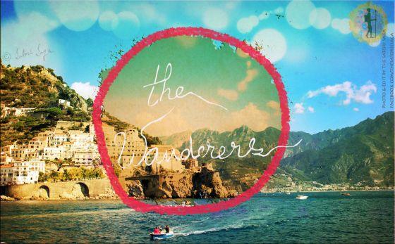 amalfi - the wanderers, Location - Amalfi Coast, Design and photo by Shilpa Balakrishnan