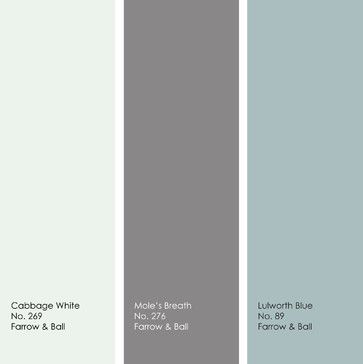 Best Ways to Use Farrow & Ball's Top Paint Colors for 2014 - other -  Jennifer