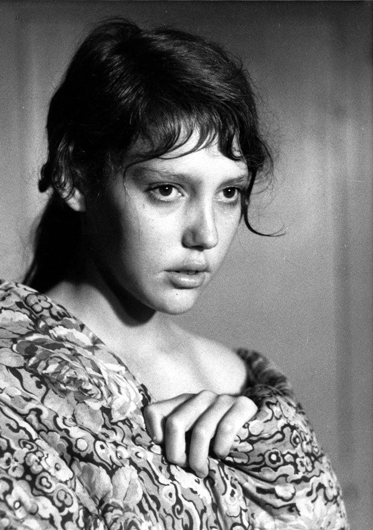 Anne Wiazemsky in Robert Bresson's 'Au hasard Balthazar'