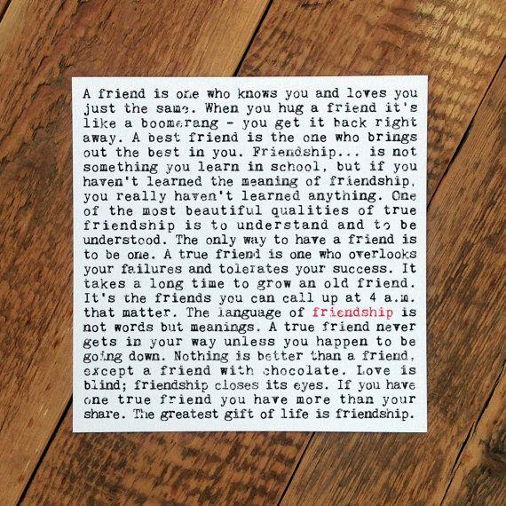 Best 25+ Best Friend Cards Ideas On Pinterest