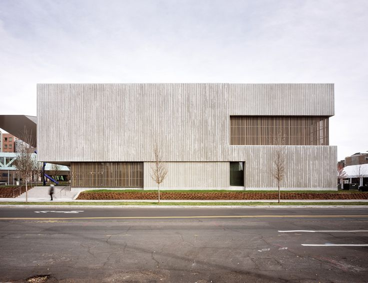 In 2007, Allied Works was selected to design the Clyfford Still Museum, a single-artist institution devoted to the life and work of one of the 20th century's most influential and enigmatic painters. The site for the museum resides in the Civic Cente