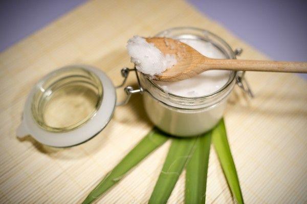 Рецепты с кокосовым маслом