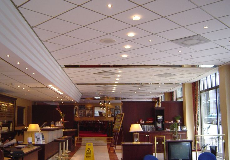 Gypsum Ceiling Tiles Designs