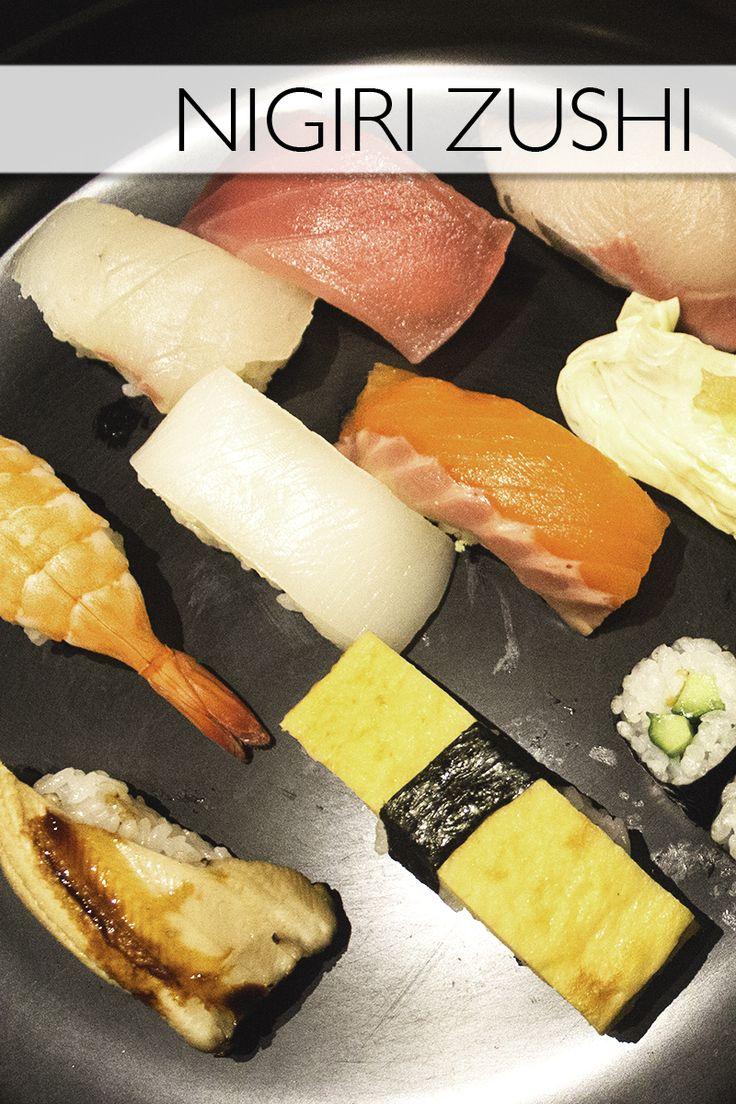 Nigiri zushi!Everything you need to know about the Japanese food, nigiri zushi.