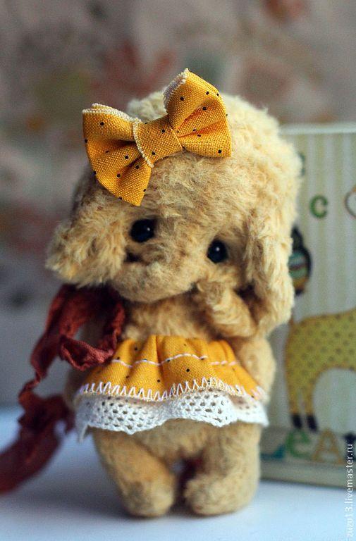 Купить Мармеладка) - мармеладка, солнечный слоник, сладости для радости, авторский слоник, друзья тедди, жёлтый